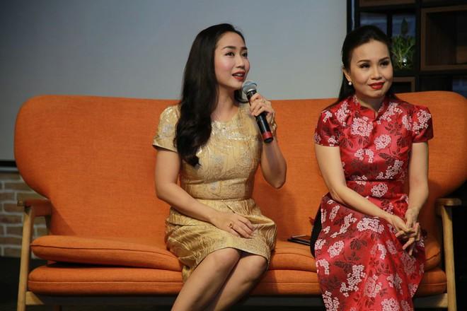 Ốc Thanh Vân phải chườm đá vì khóc quá nhiều khi làm MC gameshow - Ảnh 5.
