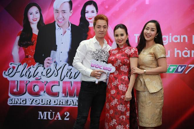 Ốc Thanh Vân phải chườm đá vì khóc quá nhiều khi làm MC gameshow - Ảnh 7.