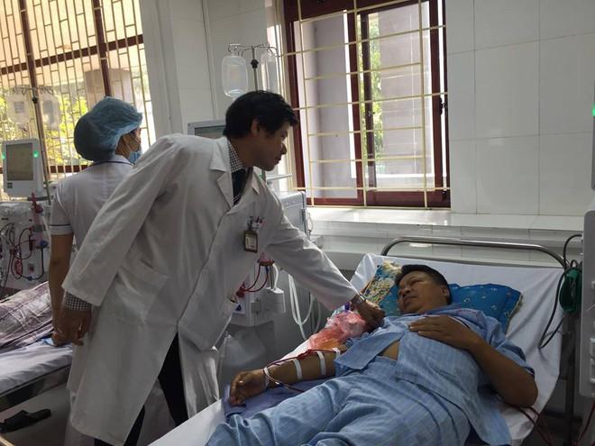 Đơn nguyên thận nhân tạo tại bệnh viện Đa khoa tỉnh Hòa Bình hoạt động trở lại - Ảnh 3.