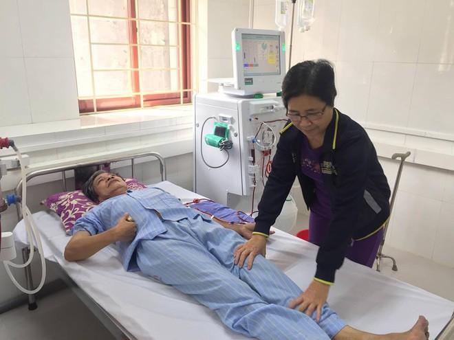 Đơn nguyên thận nhân tạo tại bệnh viện Đa khoa tỉnh Hòa Bình hoạt động trở lại - Ảnh 5.