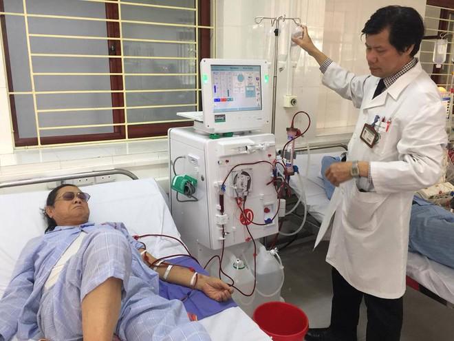 Đơn nguyên thận nhân tạo tại bệnh viện Đa khoa tỉnh Hòa Bình hoạt động trở lại - Ảnh 6.