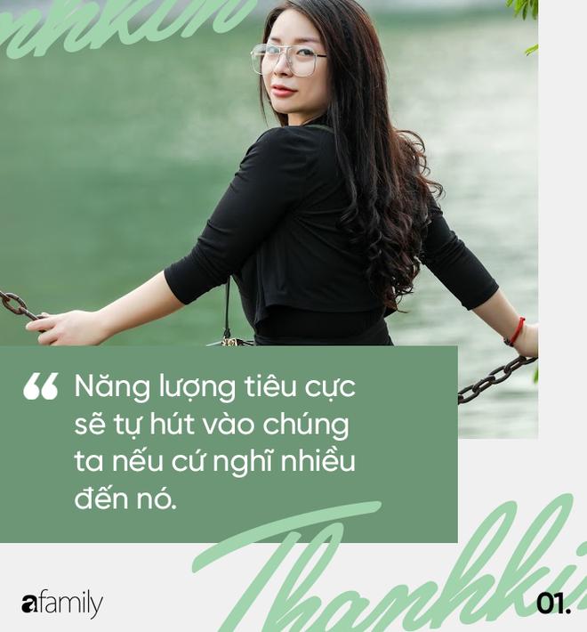 Cuộc sống mới của Thanh Kin Bước nhảy ngàn cân, từ nặng 100 kg, mất chồng, mất việc đến mẹ đơn thân rực rỡ bên bạn trai Tây - Ảnh 15.