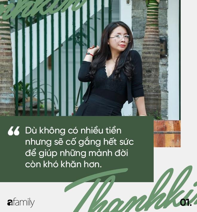 Cuộc sống mới của Thanh Kin Bước nhảy ngàn cân, từ nặng 100 kg, mất chồng, mất việc đến mẹ đơn thân rực rỡ bên bạn trai Tây - Ảnh 13.