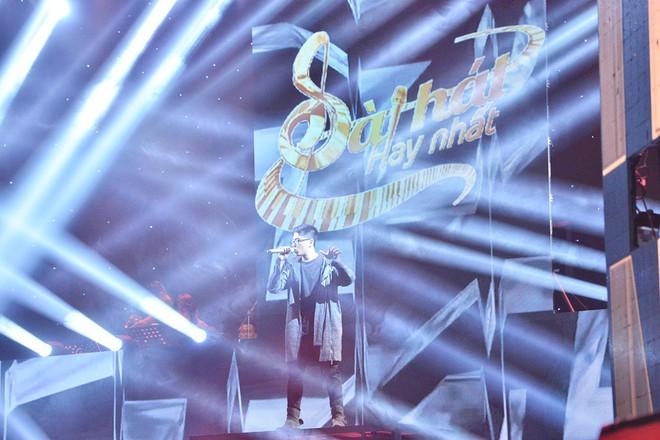 Đức Trí - Giáng Son phát cuồng vì anh chàng hát về nỗi đau bão lũ ở Sing my song  - Ảnh 5.