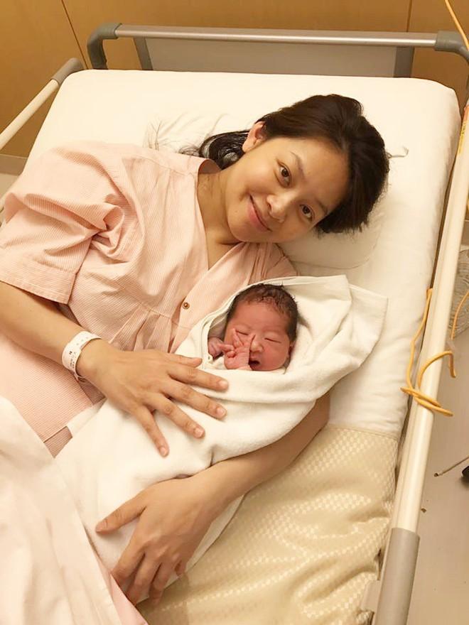 Mẹ Việt ở Nhật chia sẻ trải nghiệm sinh thường sau sinh mổ viên mãn trên đất nước Nhật Bản - Ảnh 4.