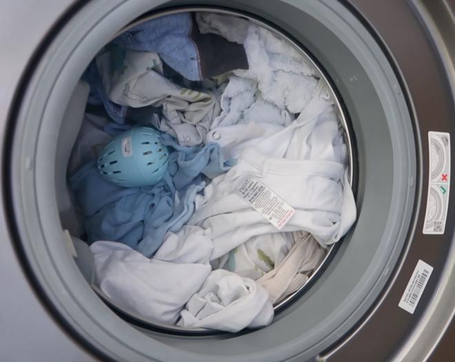 Ngỡ ngàng trứng giặt thay thế cả bột giặt lẫn nước xả, dùng vài năm mới hết - Ảnh 3.