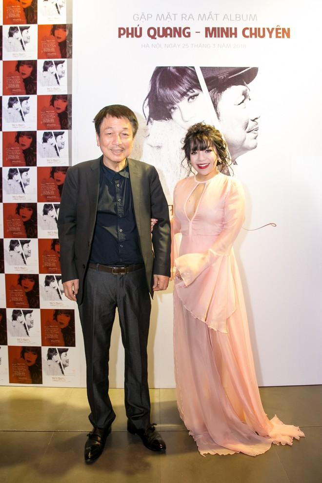 Phú Quang: Minh Chuyên hát cũng thường thôi, không chúa lắm đâu - Ảnh 5.