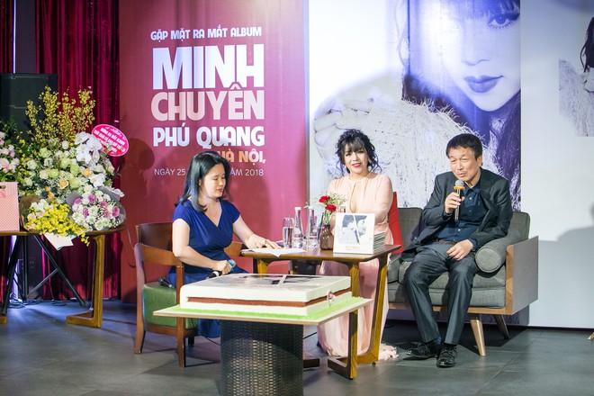 Phú Quang: Minh Chuyên hát cũng thường thôi, không chúa lắm đâu - Ảnh 3.