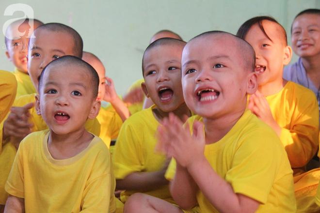Tình hình hiện tại của bé não úng thủy Đức Lộc cùng với hơn 100 đứa trẻ bị bố mẹ bỏ rơi ở mái ấm Đức Quang - Ảnh 6.