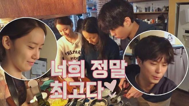 Cặp đôi cực phẩm Yoona và Park Bo Gum: Tình cờ nhiều lần như định mệnh, tình ý bùng nổ còn hơn phim - Ảnh 29.
