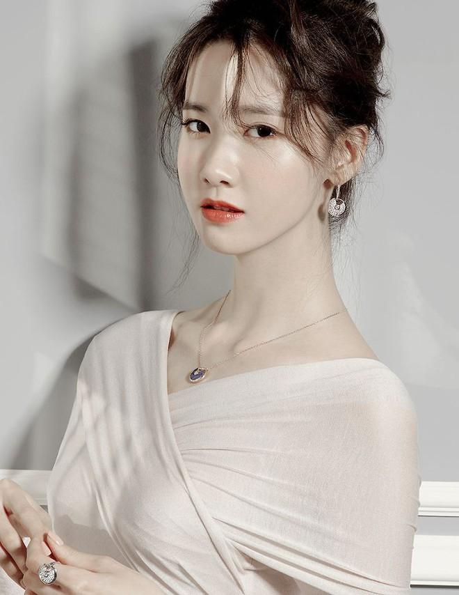 Cặp đôi cực phẩm Yoona và Park Bo Gum: Tình cờ nhiều lần như định mệnh, tình ý bùng nổ còn hơn phim - Ảnh 4.