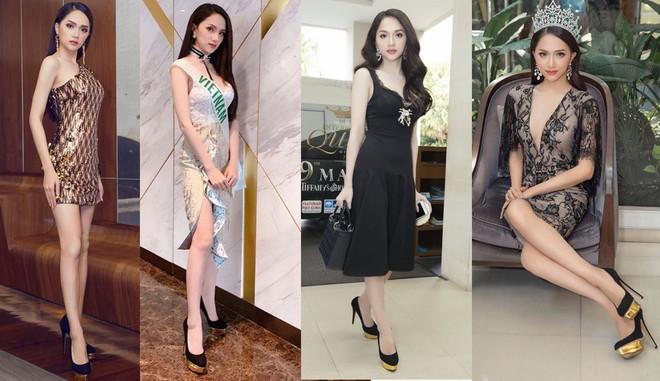 Sau chuỗi ngày dùng lại đồ cũ, cuối cùng Hoa hậu Hương Giang cũng rinh 2 món đồ hiệu mới về - Ảnh 2.