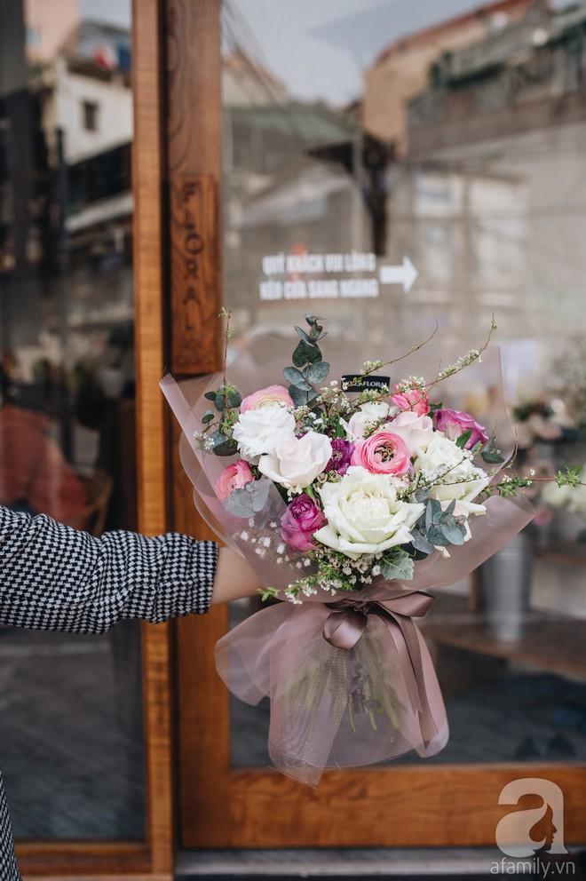 7 shop hoa tươi Hà Nội đắt xắt ra miếng, cực có gout cho dịp 8/3 - Ảnh 24.