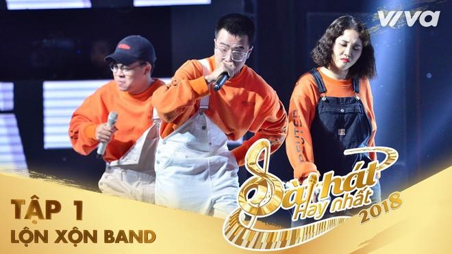 'Nàng thơ' Lộn xộn Band: 'Phải uống thuốc trấn an tinh thần mỗi khi lên sân khấu' - Ảnh 1.