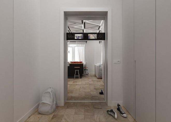 Ngắm hai căn hộ này để thấy: nhỏ nhưng có gu thì vẫn chất ngời ngời - Ảnh 9.