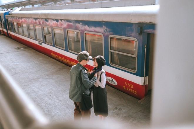 Yêu xa - bộ ảnh kỷ niệm tình yêu khiến MXH sốt xình xịch vì quá trong trẻo - Ảnh 11.