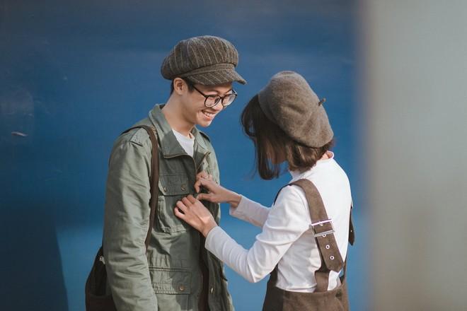 Yêu xa - bộ ảnh kỷ niệm tình yêu khiến MXH sốt xình xịch vì quá trong trẻo - Ảnh 16.