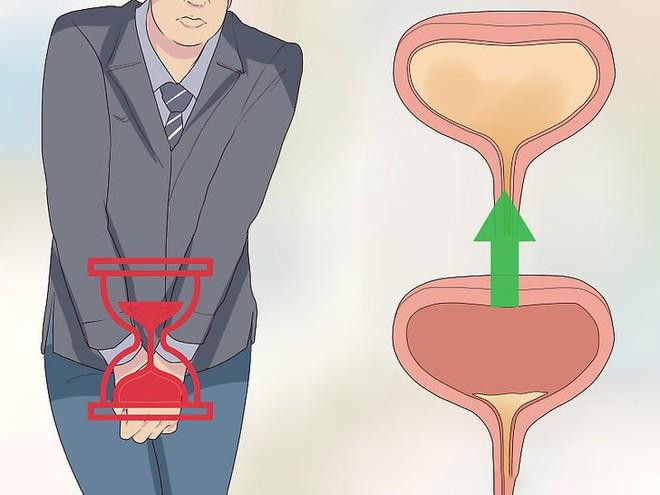 Thói quen xấu khi đi tiểu rất nhiều bạn trẻ mắc phải mà không biết có thể gây hậu quả nghiêm trọng - Ảnh 1.
