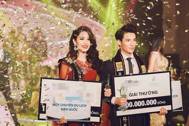 Chị gái song sinh của Nam Em bất ngờ đăng quang cuộc thi Người mẫu thời trang Việt Nam 2018 - Ảnh 1.