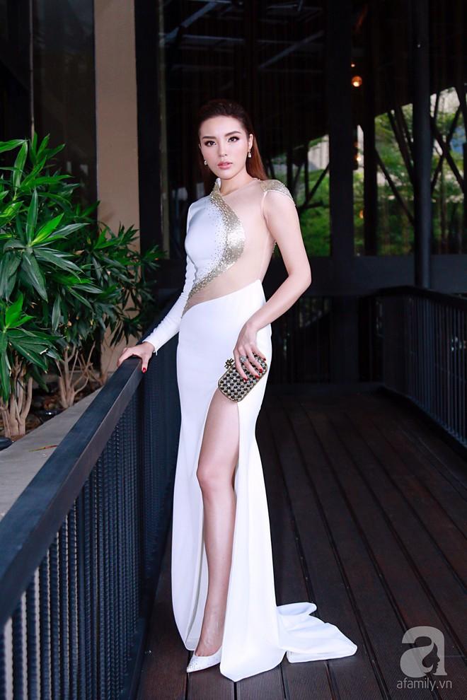 Hoa hậu Kỳ Duyên thừa nhận dao kéo vòng 1, lần đầu lên tiếng về mối quan hệ với tình cũ Angela Phương Trinh - Ảnh 4.