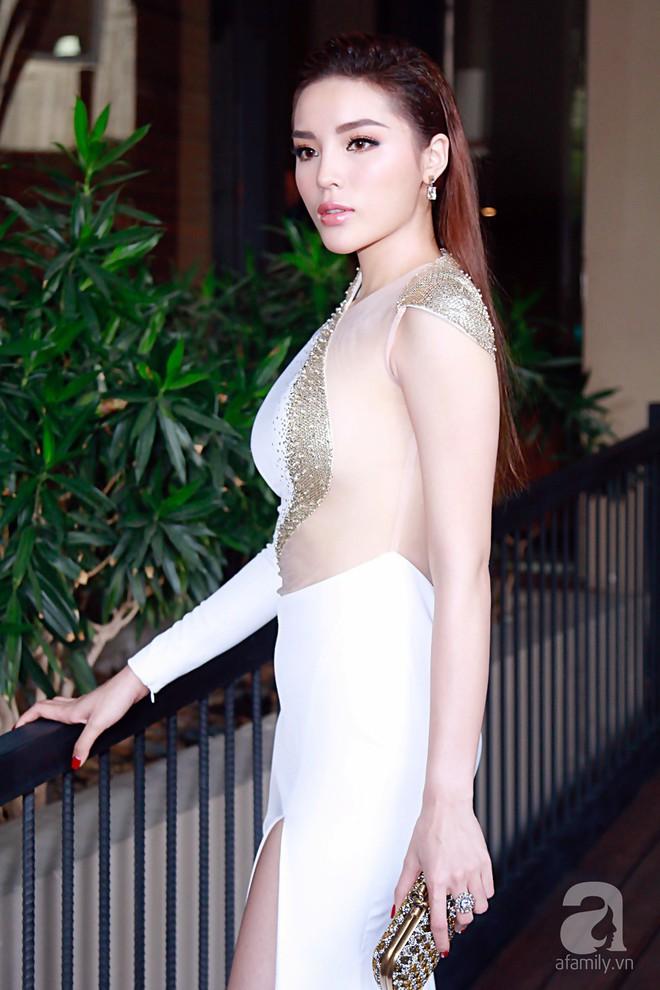 Hoa hậu Kỳ Duyên thừa nhận dao kéo vòng 1, lần đầu lên tiếng về mối quan hệ với tình cũ Angela Phương Trinh - Ảnh 3.