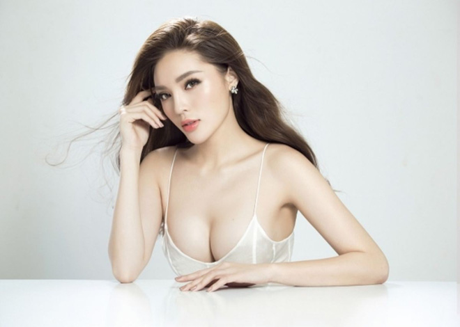Hoa hậu Kỳ Duyên thừa nhận dao kéo vòng 1, lần đầu lên tiếng về mối quan hệ với tình cũ Angela Phương Trinh - Ảnh 1.