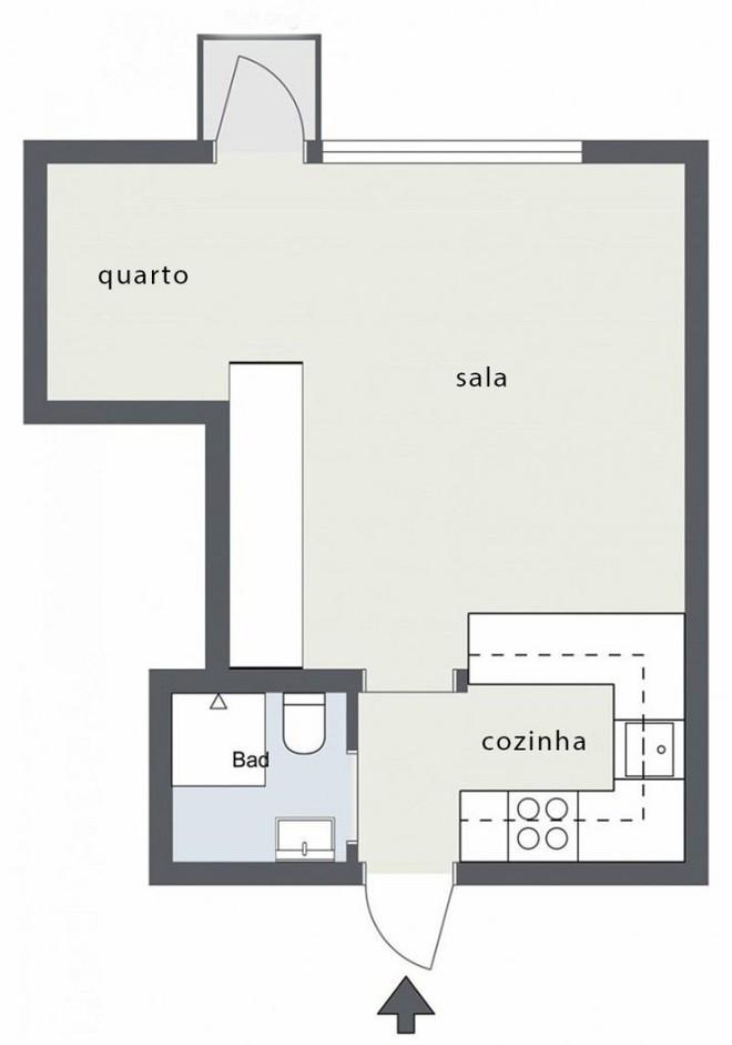 Cùng học cách trang trí căn hộ với diện tích 27m² thật đơn giản nhưng siêu ấm cúng nhờ những mẹo hay này - Ảnh 14.
