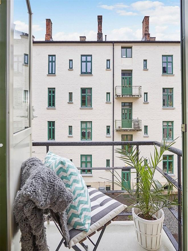 Cùng học cách trang trí căn hộ với diện tích 27m² thật đơn giản nhưng siêu ấm cúng nhờ những mẹo hay này - Ảnh 13.