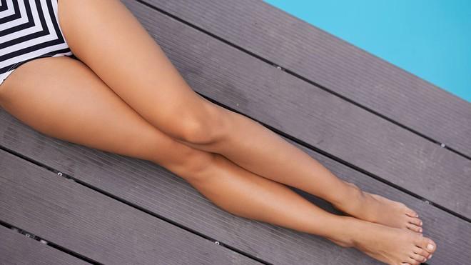 Nếu thắc mắc vì sao đôi chân các sao Hàn cứ thon nuột như vậy thì tiết lộ cho bạn, đây chính là bí quyết của họ đấy! - Ảnh 4.