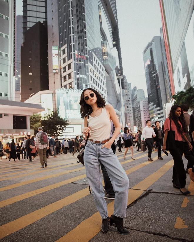 Khởi động mùa du lịch qua loạt street style siêu thú vị của các quý cô châu Á - Ảnh 16.