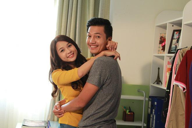 """Sam - Quang Tuấn: Cặp """"vợ chồng quốc dân"""" đáng yêu nhất nhì màn ảnh Việt - Ảnh 2."""