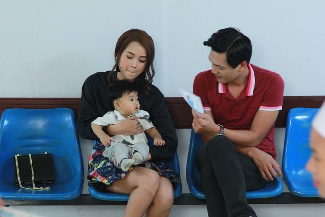 """Sam - Quang Tuấn: Cặp """"vợ chồng quốc dân"""" đáng yêu nhất nhì màn ảnh Việt - Ảnh 4."""