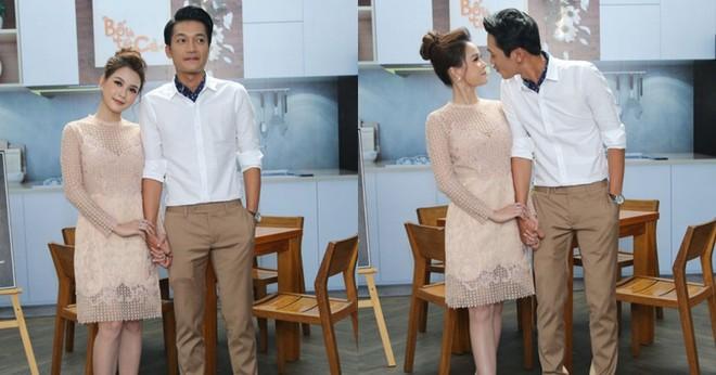 """Sam - Quang Tuấn: Cặp """"vợ chồng quốc dân"""" đáng yêu nhất nhì màn ảnh Việt - Ảnh 5."""