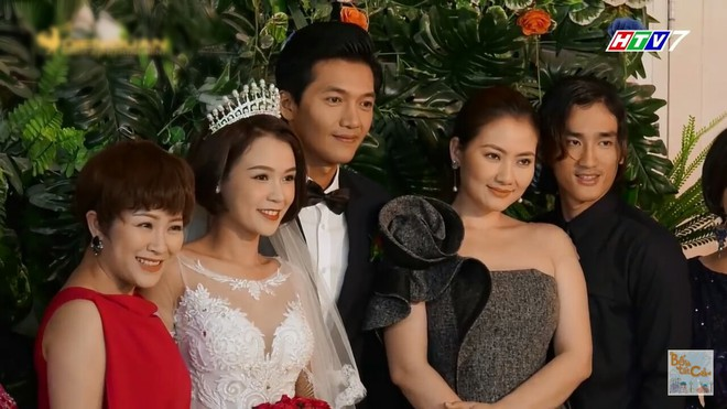 """Sam - Quang Tuấn: Cặp """"vợ chồng quốc dân"""" đáng yêu nhất nhì màn ảnh Việt - Ảnh 6."""