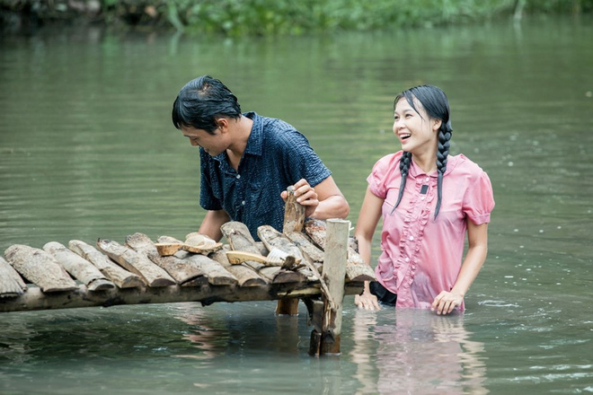 """Sam - Quang Tuấn: Cặp """"vợ chồng quốc dân"""" đáng yêu nhất nhì màn ảnh Việt - Ảnh 8."""