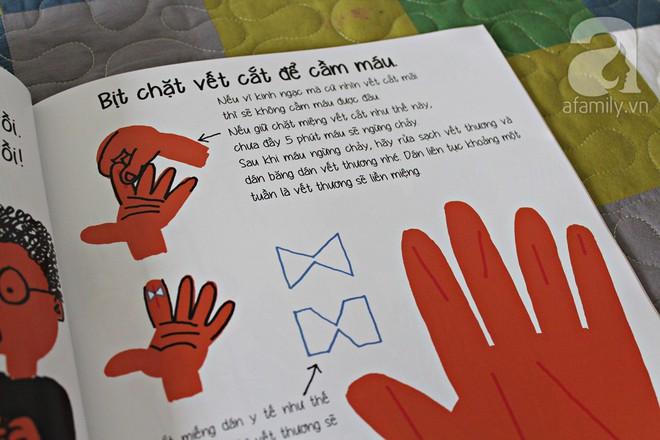 """Những cuốn sách """"gối đầu giường"""" của cha mẹ Nhật khi dạy con về sức khỏe và cơ thể - Ảnh 9."""