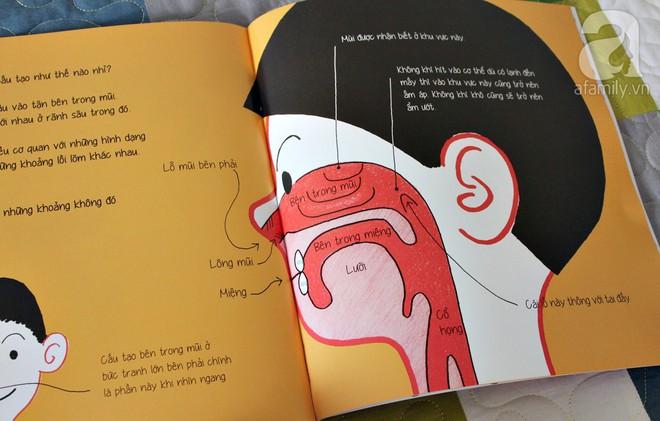 """Những cuốn sách """"gối đầu giường"""" của cha mẹ Nhật khi dạy con về sức khỏe và cơ thể - Ảnh 5."""
