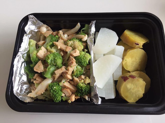 39 thực đơn ăn kiêng Eat Clean đánh bay mỡ bụng chào hè hiệu quả - Ảnh 30.