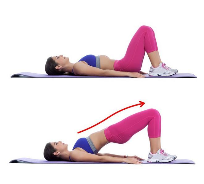 Không phải squats, đây mới thực sự là bài tập để có vòng 3 đẹp và những đường cong cơ thể như ao ước - Ảnh 4.