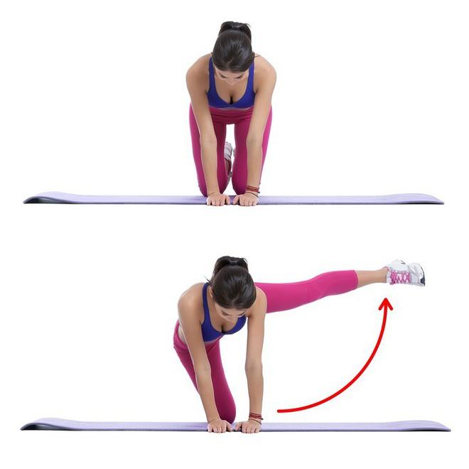 Không phải squats, đây mới thực sự là bài tập để có vòng 3 đẹp và những đường cong cơ thể như ao ước - Ảnh 6.