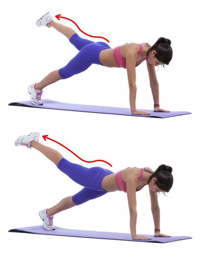 Không phải squats, đây mới thực sự là bài tập để có vòng 3 đẹp và những đường cong cơ thể như ao ước - Ảnh 7.