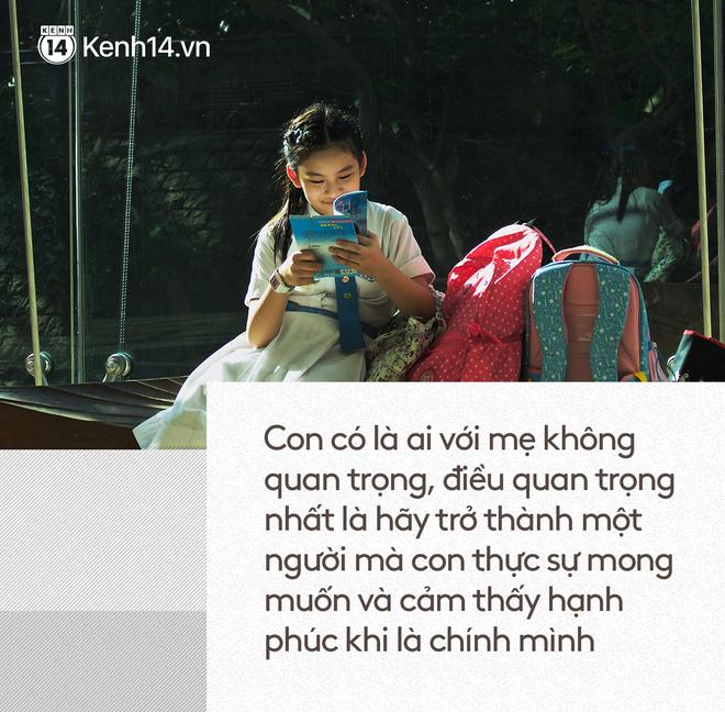 """Chia sẻ của một người mẹ về áp lực học đường: """"Bố mẹ phải dành thời gian cho con. Đừng để khi ngoảnh lại con không còn bên mình nữa"""" - Ảnh 12."""