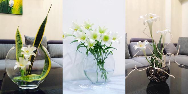 Tháng Tư ngất ngây với mùa hoa loa kèn và những cách cắm đẹp lung linh mê hồn - Ảnh 5.