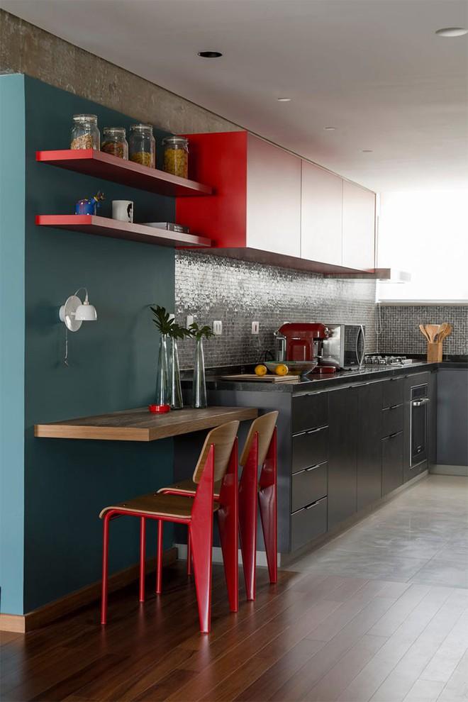 Trang trí nhà bếp: 20 ý tưởng độc đáo này sẽ truyền cảm hứng bất tận cho bạn - Ảnh 9.
