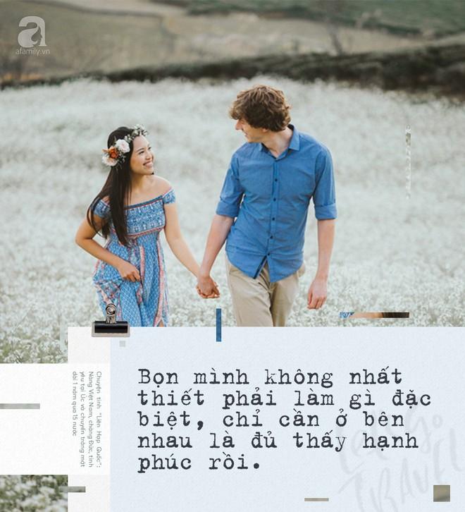 Cô gái Việt yêu chàng trai Đức tại Úc và hành trình trăng mật 365 ngày qua 15 nước: Khi yêu cuộc sống bỗng hóa ngôn tình! - Ảnh 4.
