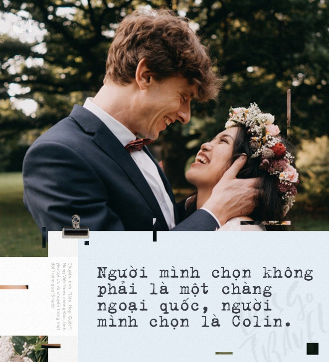 Cô gái Việt yêu chàng trai Đức tại Úc và hành trình trăng mật 365 ngày qua 15 nước: Khi yêu cuộc sống bỗng hóa ngôn tình! - Ảnh 2.