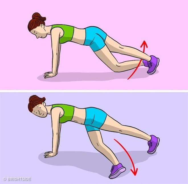 Kế hoạch tập thể dục 3 ngày để loại bỏ chất béo bụng và chuyển đổi cơ thể của bạn - Ảnh 6.