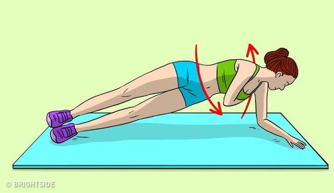 Kế hoạch tập thể dục 3 ngày để loại bỏ chất béo bụng và chuyển đổi cơ thể của bạn - Ảnh 9.