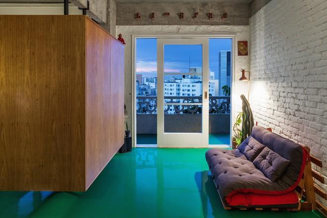 Tham khảo cách cải tạo căn hộ nhỏ để tăng thêm view mà vẫn không làm tốn thêm diện tích - Ảnh 1.