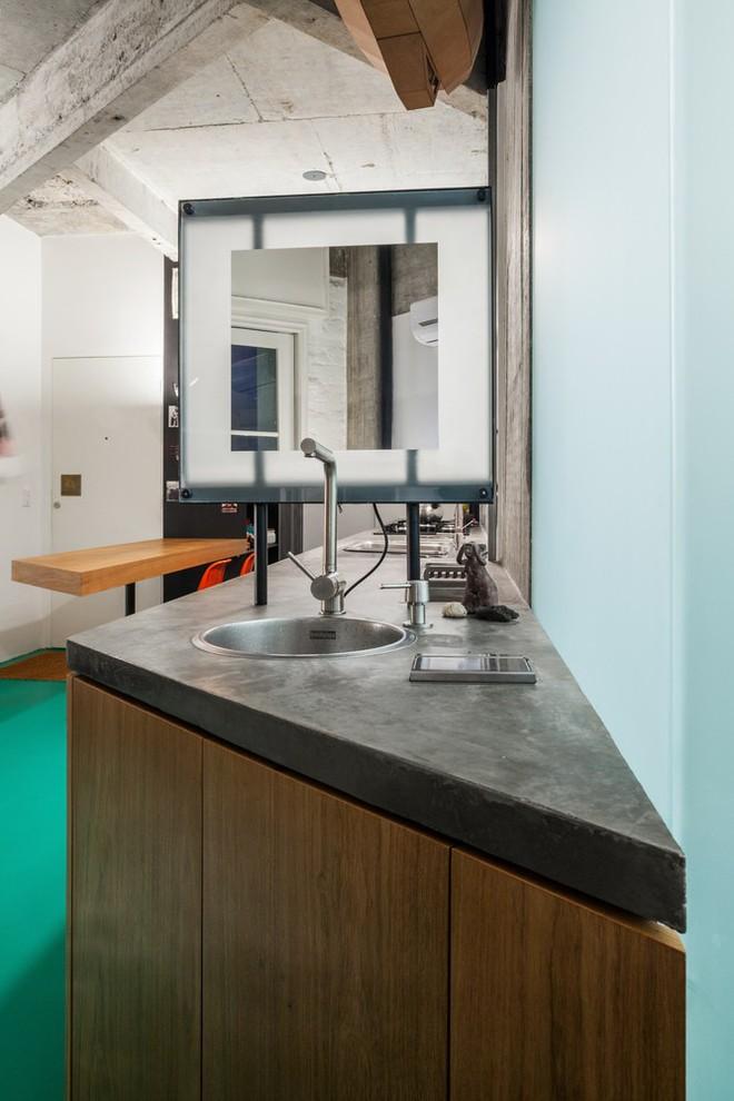 Tham khảo cách cải tạo căn hộ nhỏ để tăng thêm view mà vẫn không làm tốn thêm diện tích - Ảnh 12.